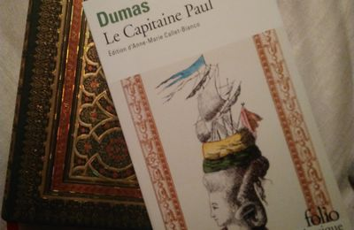 Le capitaine Paul, Alexandre Dumas