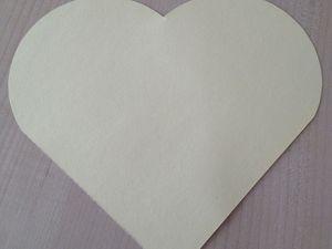 Tuto bouillotte sèche en forme de coeur