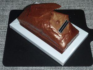 Cake caramel fleur de sel de Claire Damon