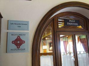 Le Relais Bernard Loiseau *** Saulieu (21) - 31 juillet 2015