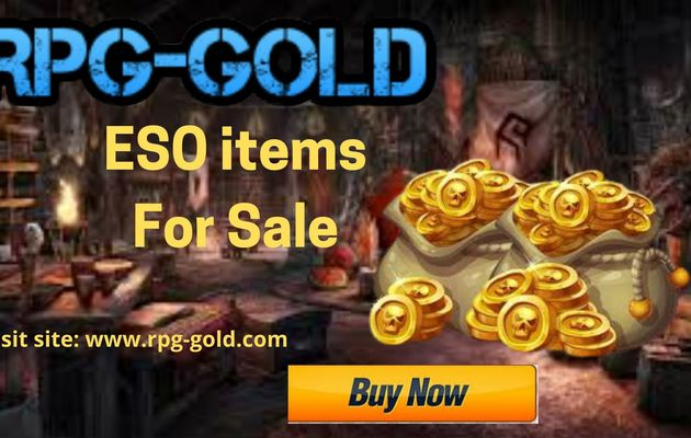 Buy and Sell ESO Items | ESO Gold at RPG GOLD