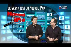 Présentation du nouvel iPad sur Youtube