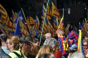 La poudrière catalane