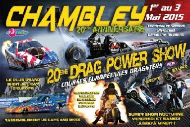 Drag Power 2015 Chambley en images