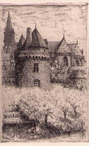 Exposition Virtuelle des Ex-Libris de Maurice Achener
