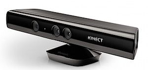 Kinect camera arrives for windows PC!