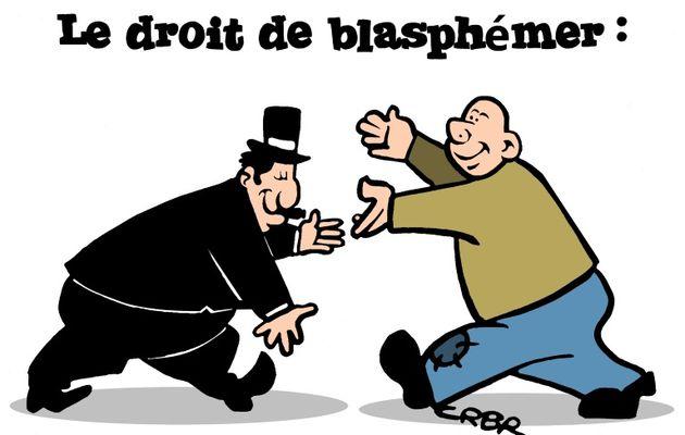 Le droit de blasphémer: