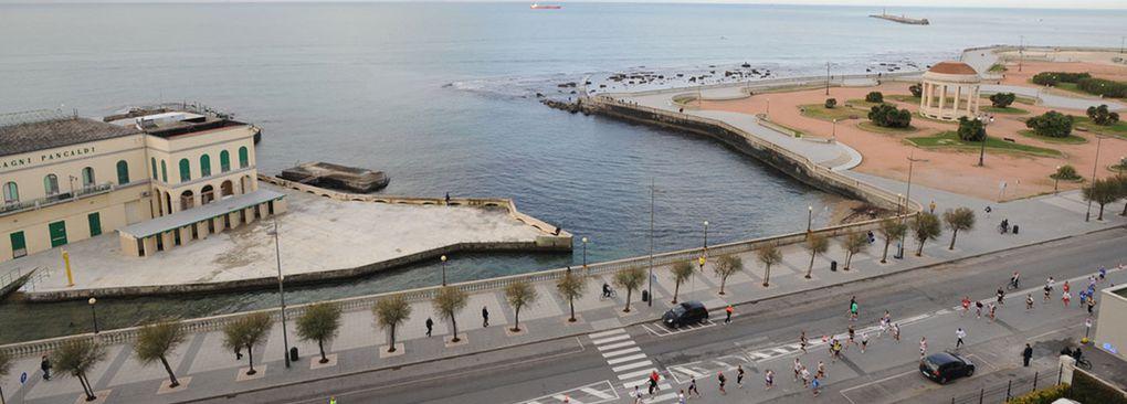 Maratona di Livorno 2015 (35^ ed.). Si avvicina il giorno della partenza, nella seconda domenica di novembre