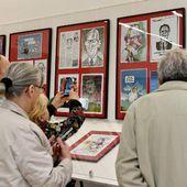 """Caricature - """" Saint-Just-le-Martel aura toute sa place dans le projet de maison du dessin de presse """" assure Vincent Monadé, du Centre national du livre"""
