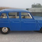 FASCICULE N°28 RENAULT 4L DINKY TOYS REEDITION ATLAS 1/43 - car-collector