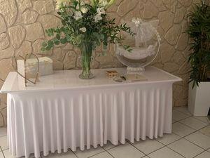 Des fleurs pour un mariage