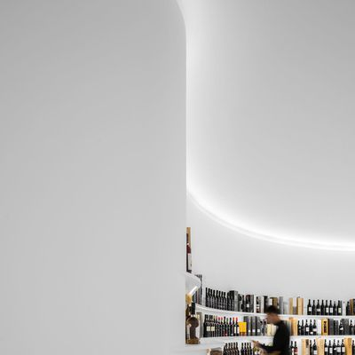MINIMAL PORTUGAL VINEYARDS CONCEPT STORE FROM PORTO ARCHITECTS, TO DISCOVER