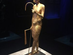 L'excellente expo « Toutankhamon »