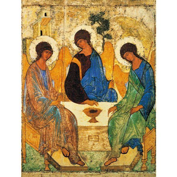 A l'occasion de la Fête de la Sainte Trinité, Dimanche 15 juin 2014