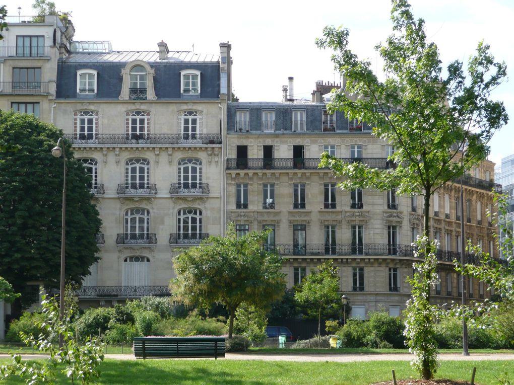 Imágenes relacionadas con los bienes mal adquiridos por Teodorín Obiang: Paris, avenue foch.- El Muni.