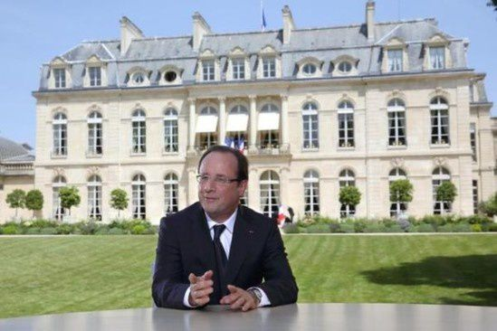 14 Juillet : Hollande interviewé par David Pujadas et Bouleau