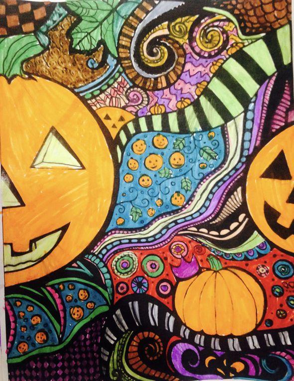 Horrible Halloween 2018 à tous ! tremblez, les montres sont de sortie !