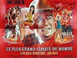 Le plus grand cirque du monde  ( Circus world )