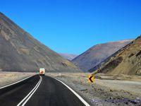 Humberstone- Arica (Chili en camping-car)