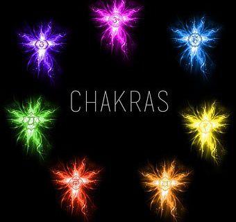 """Le """"coffret chakras"""""""