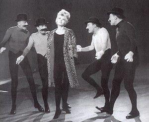 Brigitte Bardot, C'était en 1962 la chanson «rendez-vous (Stanislas) », avec Les Frères Jacques...