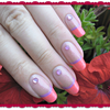 French rose fluo...