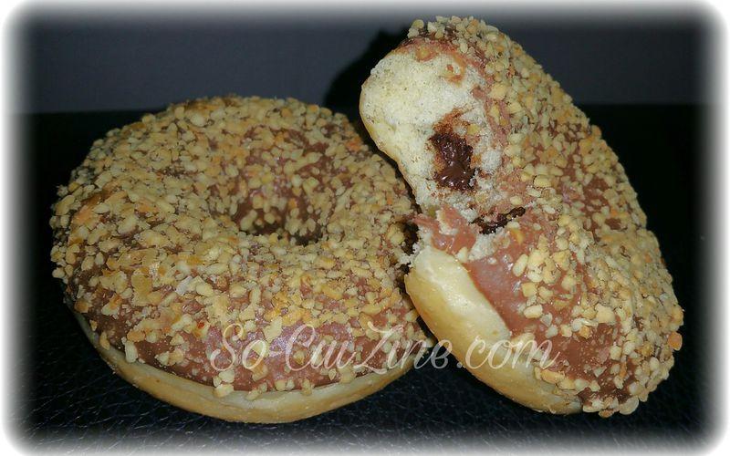Donuts au four