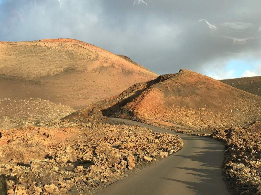 Parc national des volcans de Timanfaya