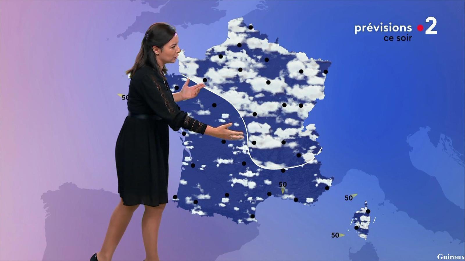Anaïs Baydemir 17/10/2020 Journaux météo du midi