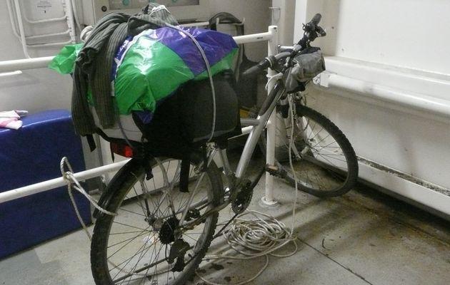 Un vélo en balade