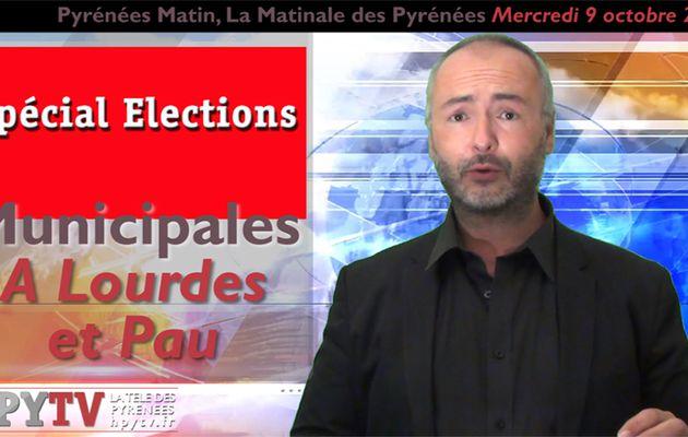 Pyrénées Matin #31 du 9 octobre 2019 | La Télé des Pyrénées