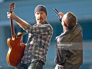 U2 -Dublin Irlande 25/07/2009