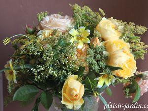 Bouquet l'or des moissons