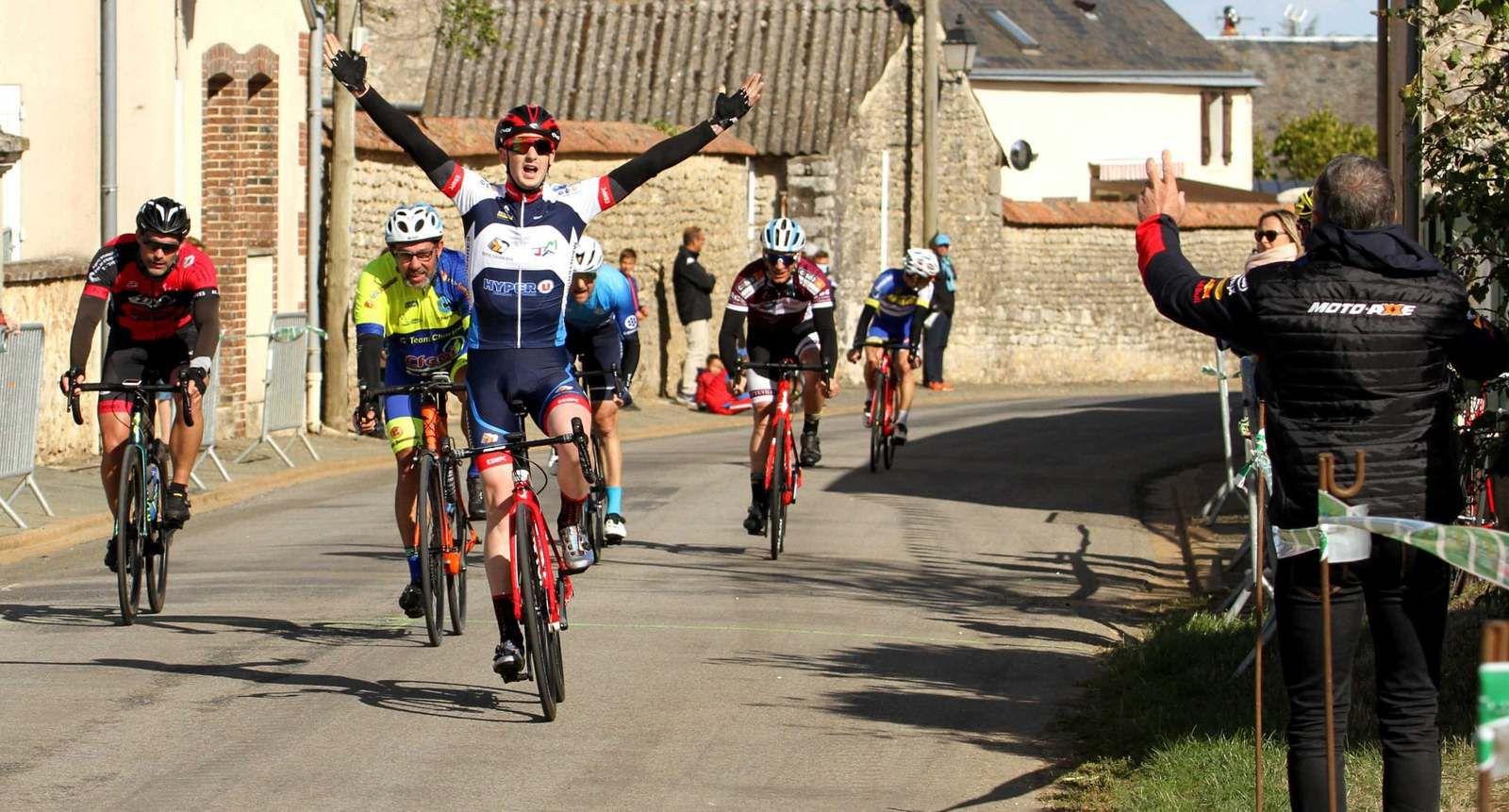 Les résultats de la course UFOLEP 3 de Fontenay sur Conie (28)