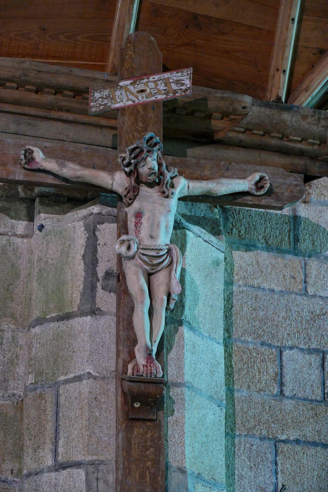 La chapelle Sainte-Marie-du-Ménez-Hom. Photographie lavieb-aile.