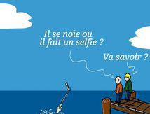 Selfie or not ... ?