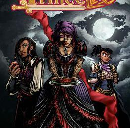 Read Princeless, Vol. 4: Be Yourself by Jeremy Whitley Book Online or Download PDF