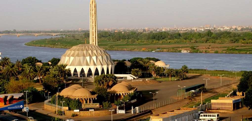 Imágenes de Sudán.- El Muni.
