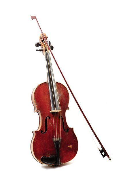 Violon ancien  Nicolas Bertholini