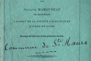 MAHOUDEAU Octave (1826-1897)
