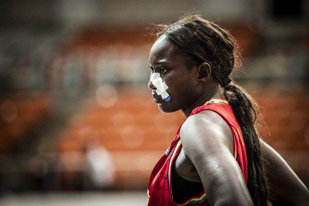 AfroBasket Women 2021 : la Côte d'Ivoire domine facilement la Guinée et rejoint le Nigéria en quarts de finale