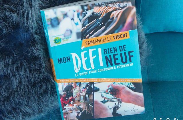 Mon défi rien de neuf par Emmanuelle Vibert
