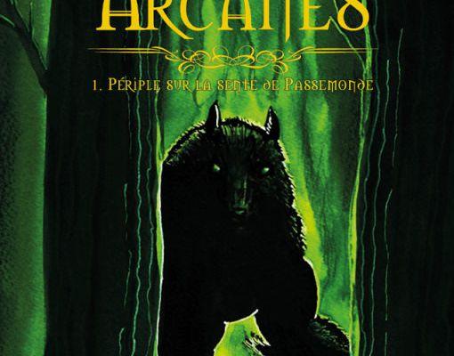 Aventures Arcanes, une saga de fantasy prémisse à un jeu de rôle à paraître !