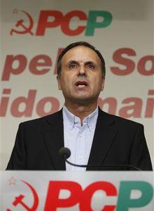 Un communiste candidat aux présidentielles portugaises