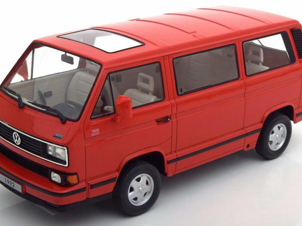 1/18 : Le Volkswagen T3 Multivan de KK Scale disponible