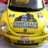VOLKSWAGEN NEW BEETLE CUP HP 2002 IXO 1:43 - VW NEW BEETLE CUP DTM - car-collector