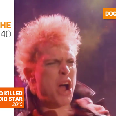Video Killed The Radio Star : Billy Idol, inédit en France et datant de 2015, dimanche soir à 20h40 sur TV Melody