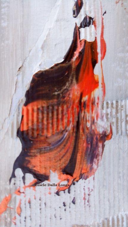 Panel I 155 2014/ 167 D 2018 / 973 B 2018 / 708 C Détail 2015 /338 C Détail 2015 /779 C 2016 Oeuvres de Gisèle Dala Longa