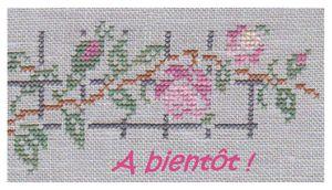 """""""Deux mille et une roses"""" et le Patchwork"""