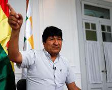 L'UE soutient le gouvernement putschiste bolivien